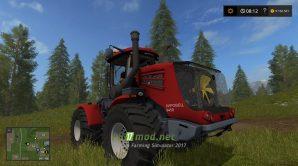 Мод трактора Кировец-9450