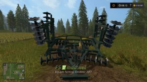 БДТ-7 для Farming Simulator 2017