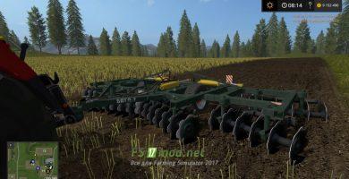 БДТ-7 для Farming Simulator 2017