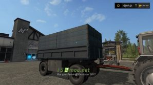 НЕФАЗ-8560 для Farming Simulator 2017