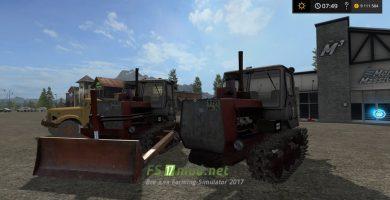 Мод трактора HTZ T150-09