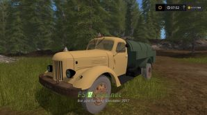 ЗИЛ ТЗ 150 Farming Simulator 17