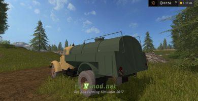 FS17 ZIL TZ 150