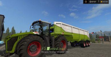 Xerion Edition Gold для Farming Simulator 2017
