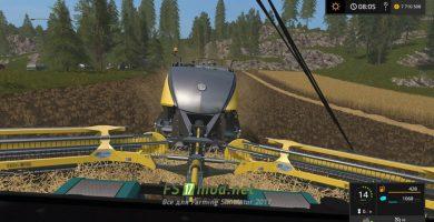Мод Nadal R90 Telescopic для Farming Simulator 2017