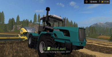 ХТЗ-244К для Farming Simulator 2017