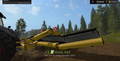 ROC RT 1000 для Farming Simulator 2017
