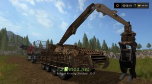 Stryker Crane 133AT/2x для FS 2017