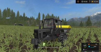Трактор с одним передним колесом