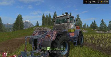 Т-150к (Ихтиандр) для FS 17