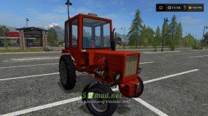 Мод Т-25А для игры Farming Simulator 2017