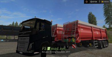 Мод FSMT Volvo BJM F3s