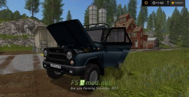 UAZ Hunter FS 17
