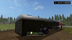 Мод ТЗ 22 для Farming Simulator 2017