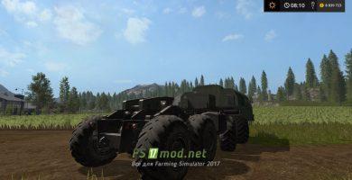 Тягач МАЗ-7310 для FS 2017