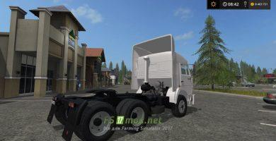 КамАЗ-54115 «Дальнобойщики» для FS 17