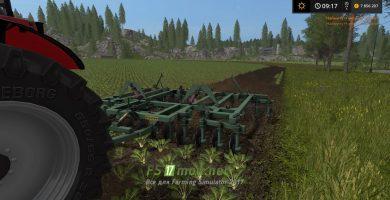 UDA 4.5 mods FS 17