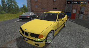 BMW E36 320i Limousineconvertion converted