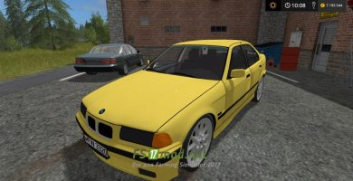 BMW E36 320i Limousineconvertion converted