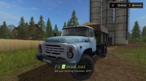 ZIL130 mods