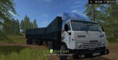 КамАЗ 5320 mods