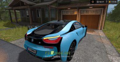BMW i8 для FS 17