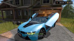 Мод автомобиля BMW i8