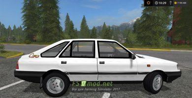 Скриншот мода Polonez CARO
