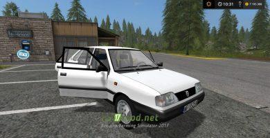 Легковой автомобиль Polonez CARO