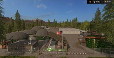 Заводы в игре FS 17