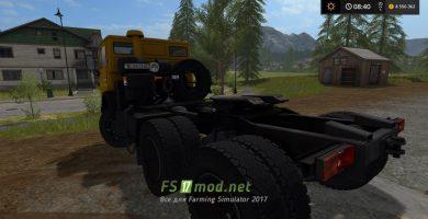 KamAZ 54101 mods