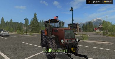 Мод трактора Беларус 2522ДВ