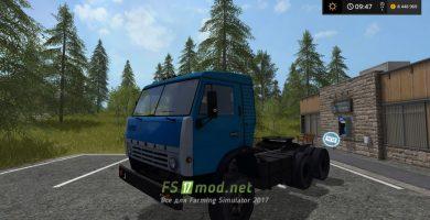 Kamaz 5410 FS17