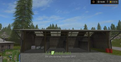 placeable Old Shed2 FS17