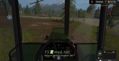 Мод трактора Progress ZT323 SB