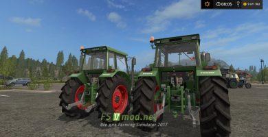 FENDT GT255 для Farming Simulator 2017
