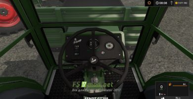 FENDT GT255 для FS 17