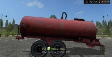 Мод МЖТ-10 для FS 17