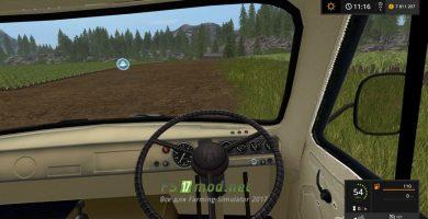 Мод УАЗ 452 для FS 17