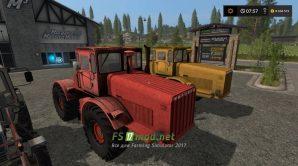 трактор Мод К-700 для FS 2017