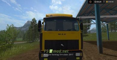 Maz-5432 FS17