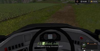Мод Volvo A40G Forward для перевозки бревен