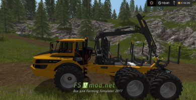 Volvo A40G Forward mods