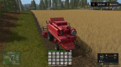 Мод Autocombine v2 для Farming Simulator 2017