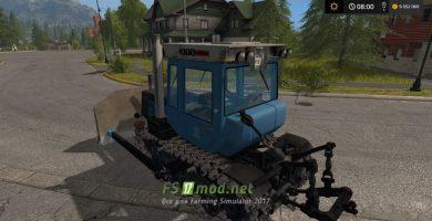 HTZ 181 mods