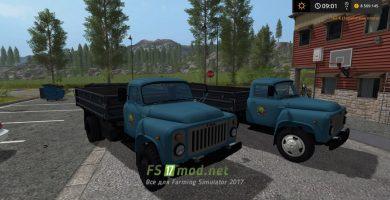 Мод ГАЗ-53
