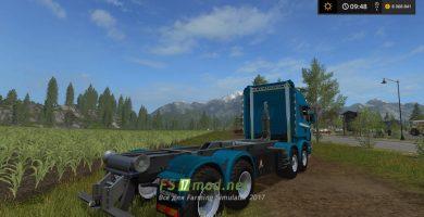Тягач Scania для FS 17