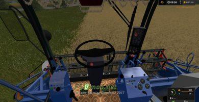 Енисей-1200НМ для Farming Simulator 2017