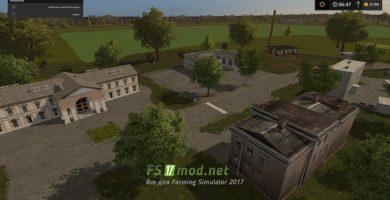 Budni Traktorista map