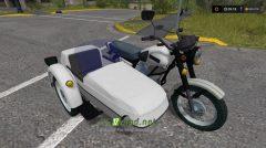 ИЖ с коляской для FS 17